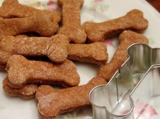 Peanut's Favorite Dog Treats Recipe