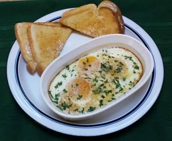 Sour Cream Eggs