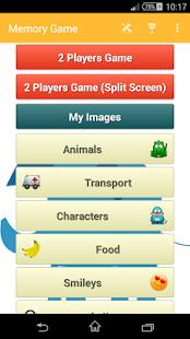 Memory Game - screenshot thumbnail