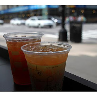 Iced Ginger Tea