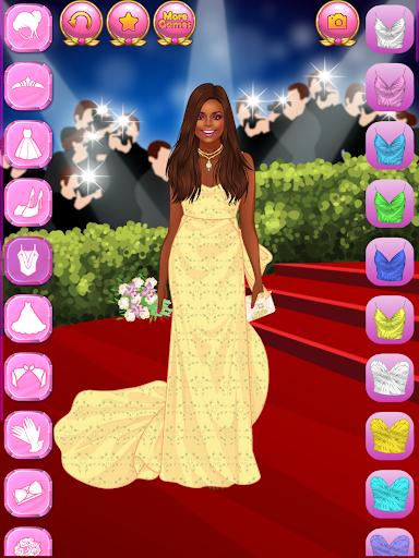 Red Carpet Dress Up Girls Game apktram screenshots 10