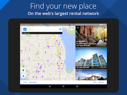 Zillow Rentals - Houses & Apts- screenshot thumbnail