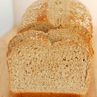 Milk & Honey Whole Wheat Bread.