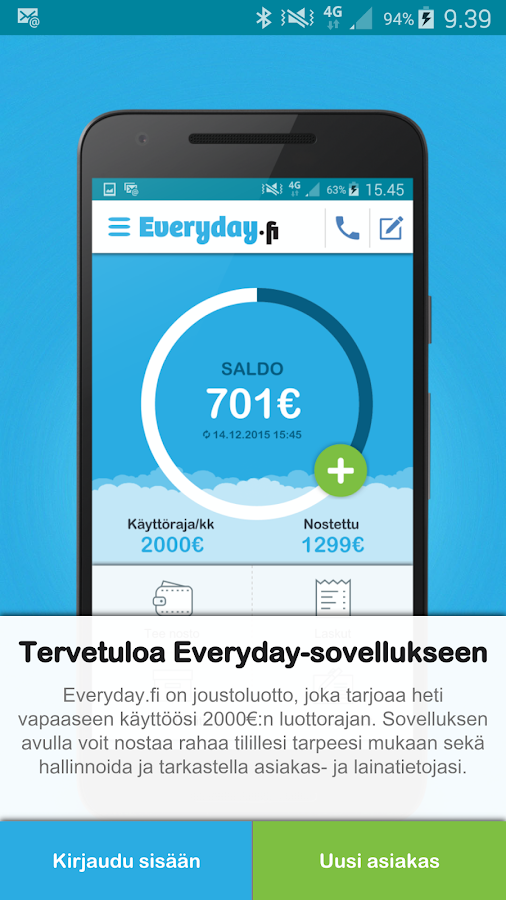 Everyday / Everydayplus- screenshot