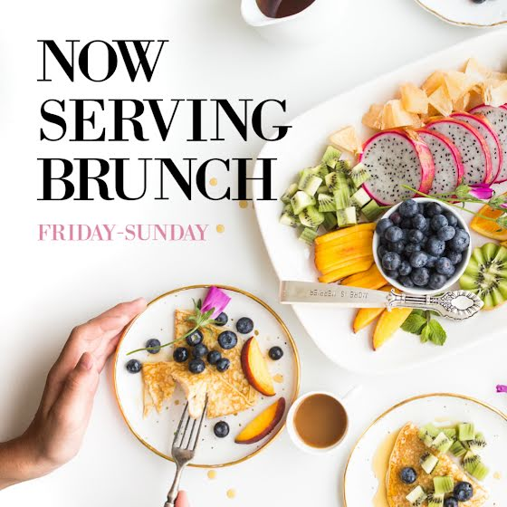 Friday to Sunday Brunch - Instagram Post Template