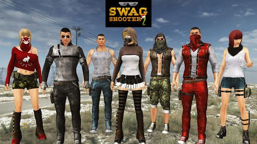Swag Shooter 2 : Christmas Survival Shooting Games  captures d'écran 1