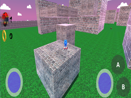 Super Sonic Run & Subway dash screenshot 1