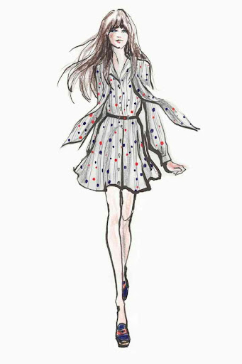 Fashion Sketch Ideas 1.0 screenshots 1