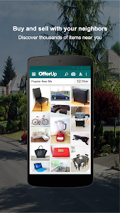 OfferUp - Buy. Sell. Offer Up v2.0.8