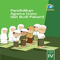 Buku SIswa SD Kelas 4 - Agama Islam & Budi Pekerti icon