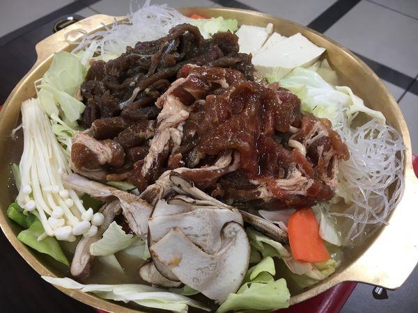 韓國館.竹北韓式料理.銅盤烤肉.海鮮煎餅 *尋覓美食.享受人生 *甜筒喬