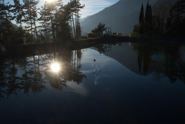 Riflettere aiuta a trovare l'equilibrio che occorre a fare anche l'impossibile di -Os-