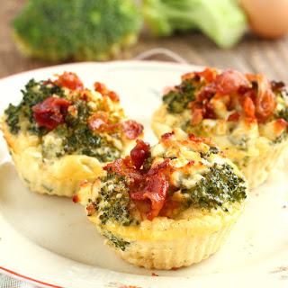 Mini Broccoli Cheese Quiche Recipes