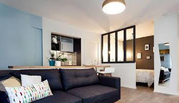 Appartement 2 pièces 43,3 m2