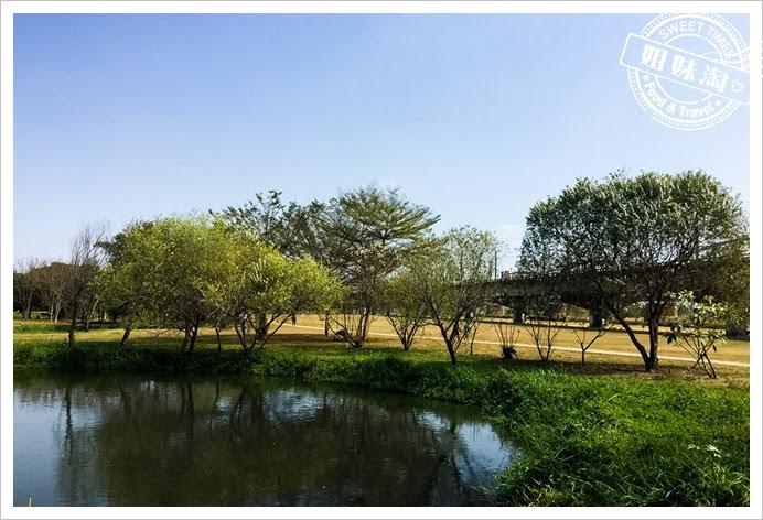 舊鐵橋濕地公園濕地