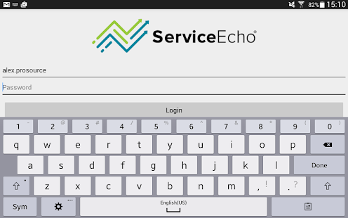 ServiceEcho- screenshot thumbnail