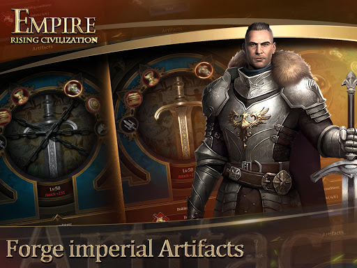 Empire:  Rising Civilization apkmr screenshots 8
