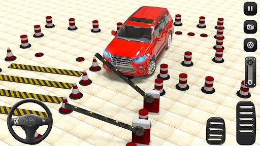 Prado Car Games Modern Car Parking Car Games 2020 1.3.4 screenshots 7