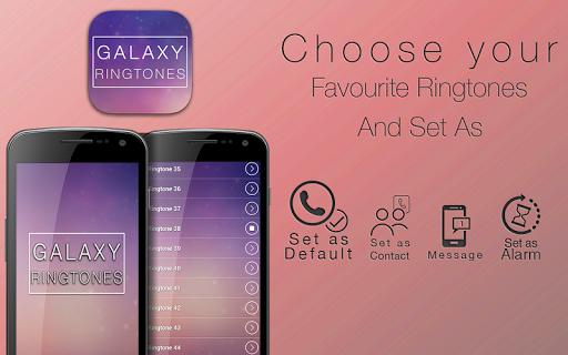 Popular Galaxy Ringtones