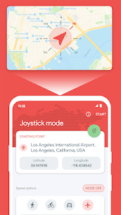 Fake GPS Location – Joystick and Routes 4.03 Mod + Data Download 2