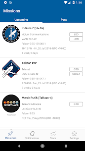 SpaceXNow – A SpaceX fan app 1.0.3 (MOD + APK) Download 1