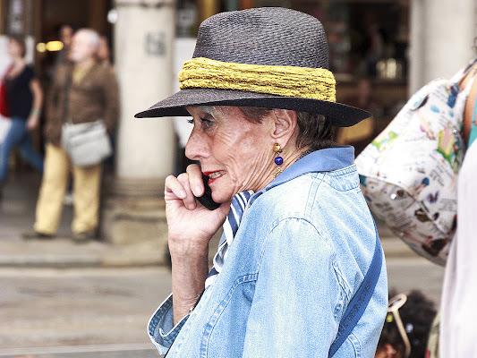 Chapeau !!! di VILLA MARIO