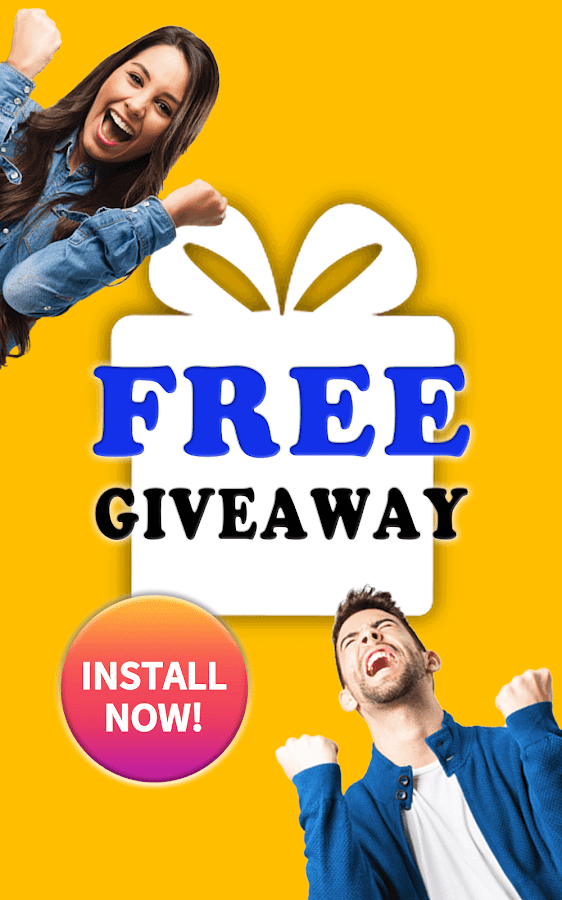Free Giveaways: Gift Cards & Gifts App for FREE- screenshot