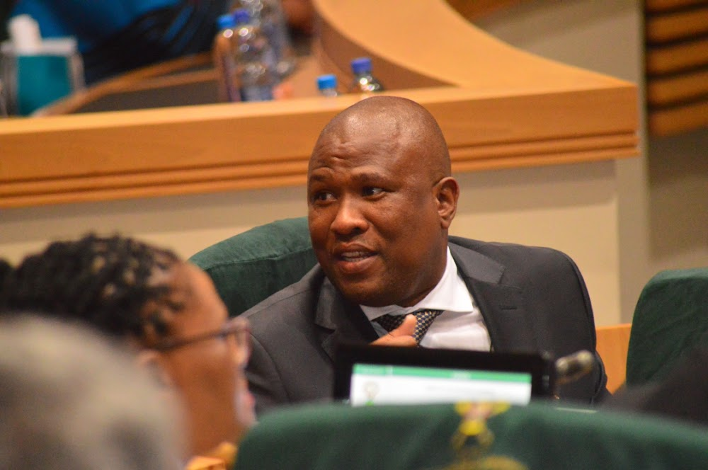 State Security Agency to audit Eastern Cape's Oscar Mabuyane & officials - TimesLIVE