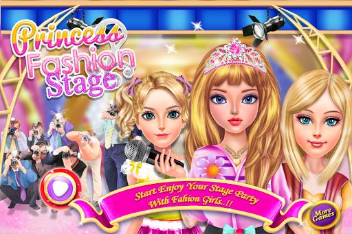 ファッションステージ王女ゲーム