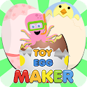 Toy Egg Surprise Maker icon
