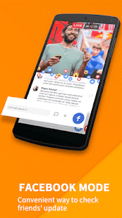 UC Browser - Fast Download Private & Secure- screenshot thumbnail