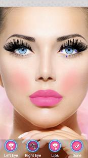InstaBeauty -selfie Makeup Cam screenshot
