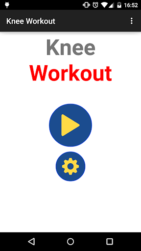 Knee Workout Calisthenics