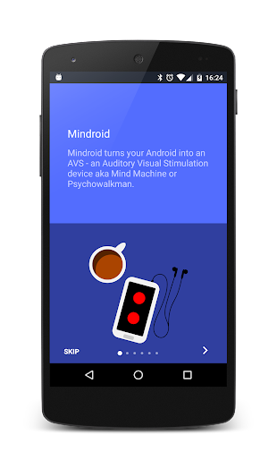 Mindroid- screenshot thumbnail