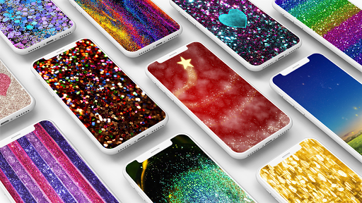 Glitter Wallpaper 1.1 screenshots 1