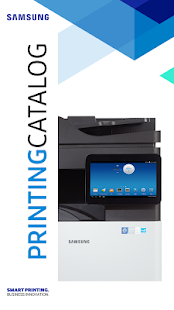Samsung Printing Catalog- screenshot thumbnail