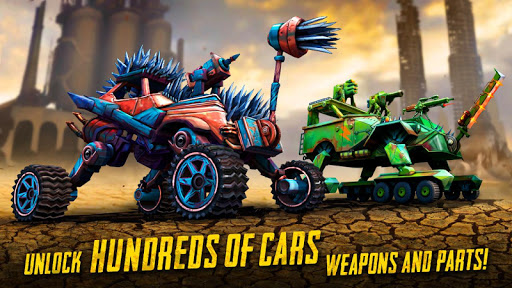 war cars: epic blaze zone screenshot 3