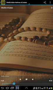 Surah Al Maidah HD MP3 - náhled