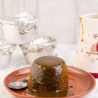 Instant Pot Sticky Toffee Puddings.