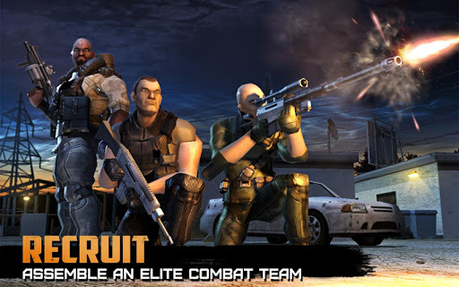 Rivals at War: Firefight screenshot 9