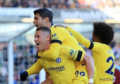 Chelsea hakt Burnley met 0-4 in de pan