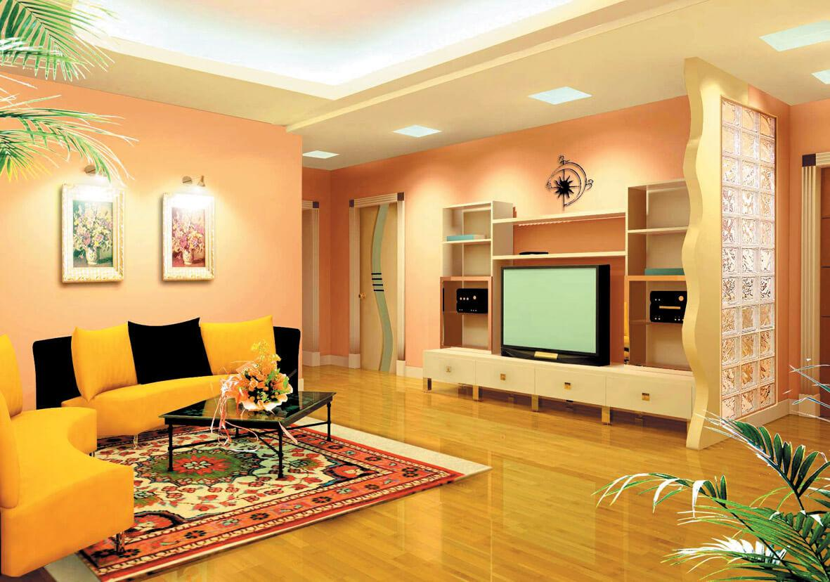 Interior design for home middle class - Middle Class Family Home Idea Screenshot