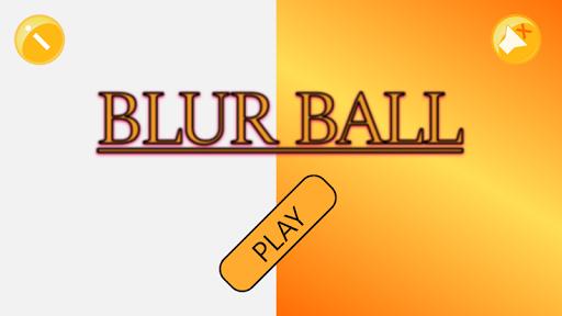 BLUR BALL  captures d'écran 1