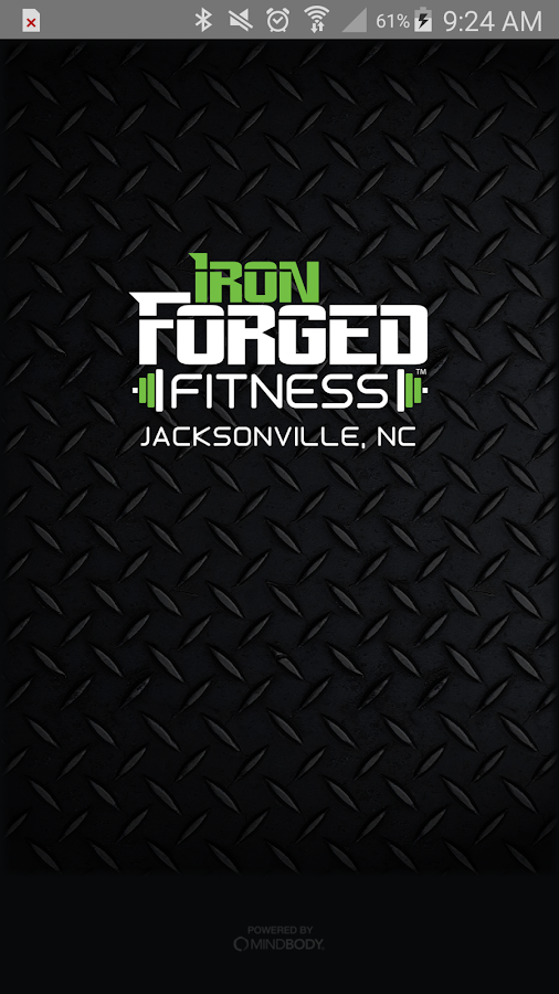 Iron Forged Fitness- screenshot