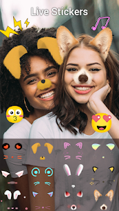 Photo Editor SquarePic Stickers 2