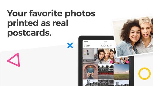 MyPostcard Photo Postcard App and Greeting Cards screenshot 13