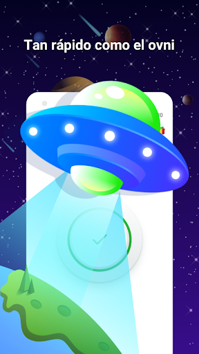 UFO VPN Basic - Proxy VPN Gratis y WiFi Seguro screenshot 8