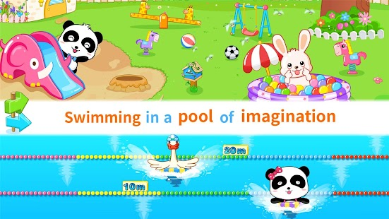 Baby Panda Kindergarten- screenshot thumbnail