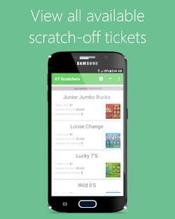 Scratch-Off Guide for KY Lotto - Apps en Google Play
