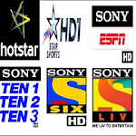 Live Sports TV Streaming HD - Free 8.1